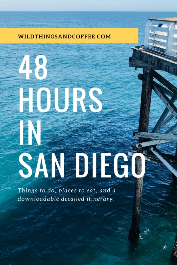Graphic 48 Hours San Diego