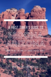 Graphic First Timers Sedona