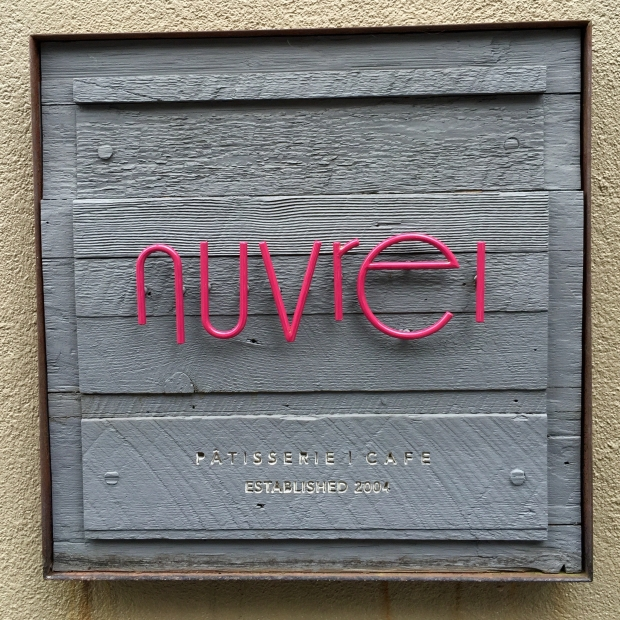 Nuvrei Portland Oregon sign