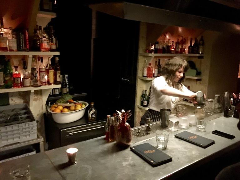 Pepe Le Moko bar Portland Oregon