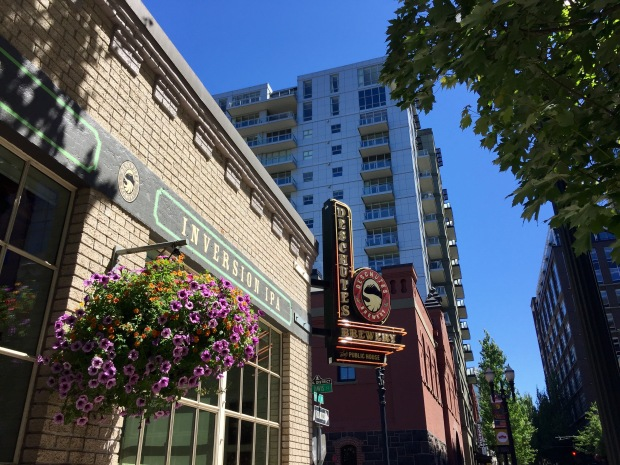 Deshutes Brewery Portland Oregon