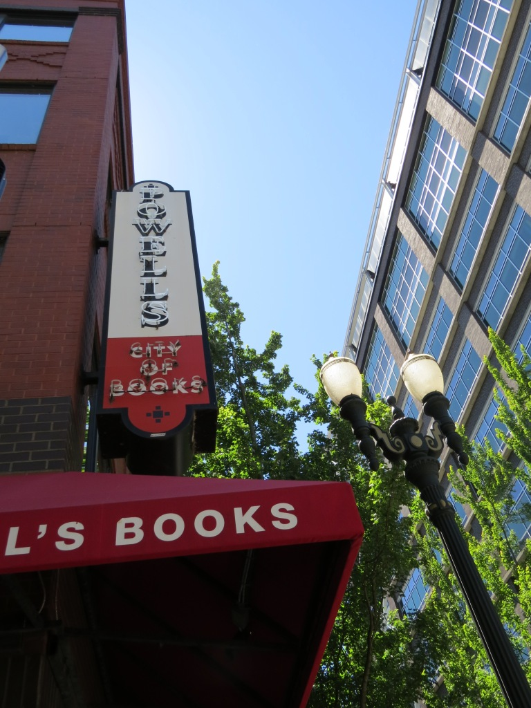 Powell's Books Portland Oregon