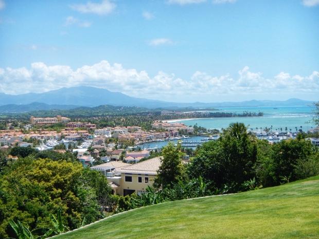 Palmas Del Mar Puerto Rico view