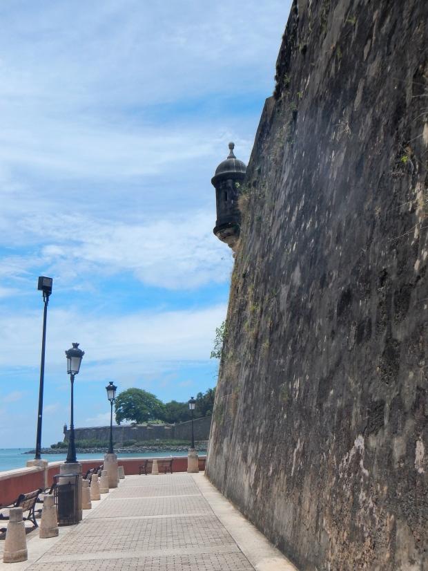 View of San Juan from El MOld San Juan Puerto Rico orro Puerto Rico