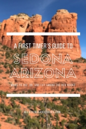 Graphic First Timers Sedona NEW