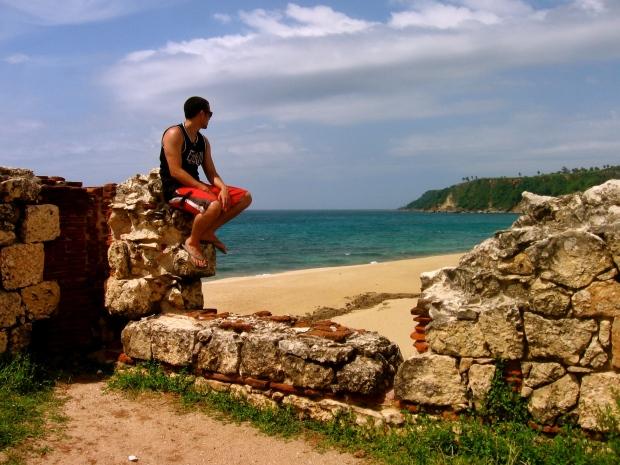 Ruins Puerto Rico