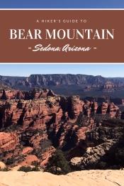 Graphic Bear Mountain Sedona