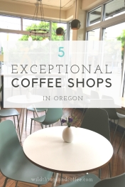 Graphic Coffee SHops in Oregon