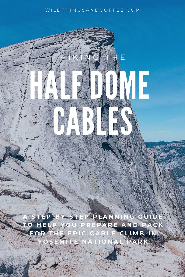 Graphic Half Dome Cables